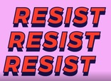 #inourownhands - resist resist resist videos