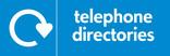 Telephone directories signage - logo (landscape)