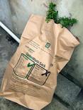 Garden waste paper sack