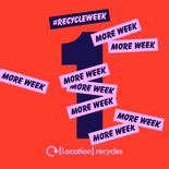 Countdown to Recycle Week social media assets
