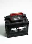 Halfords maintenance free car battery