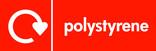 Polystyrene packaging signage - logo (landscape)