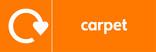 Carpet signage - logo (landscape)