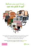 6-sheet Poster - Bulky Waste heart