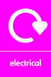 Electrical icon - logo (portrait)