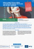 Love Your Clothes Campaign Case Study & Action Plan: Social media campaign