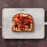 Vegan rainbow toast PNG 23.03.18