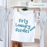Love Your Clothes - Dirty Laundry Doodles - Image 1