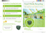 Introductory Leaflet - food waste for flats