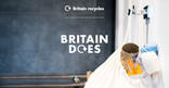 Recycle Now DO/DOES bathroom campaign facebook static image - Britain Does