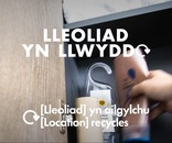Recycle for Wales Do/Does/Yn Llwyddo Campaign Level 3 Inform Assets. EMBARGOED
