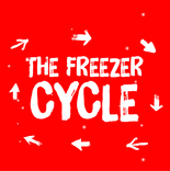 Give A Cluck DAY 11 GIF - Defrosting and cooking infographic