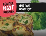 Foods Not Rubbish - One Pot Haggerty