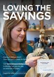 Love Your Clothes - Loving The Savings - A4 Poster