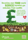 Good to Know - Food waste collection - Posters - Mixed 1