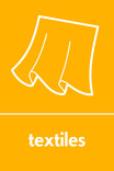 Textiles signage - curtains icon (portrait)