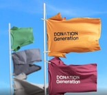 Love Your Clothes Donation Generation - Flag animation - social media post - EMBARGOED UNTIL 6TH JANUARY 2020