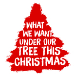 Give A Cluck DAY 5 GIF - All we want for Christmas/Ein dymuniad Nadolig (English/Welsh)