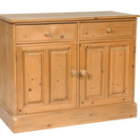 Pine sideboard with drawers