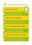 Instructional Leaflet - food waste for flats