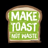 Make Toast Not Waste Logos (English/Welsh)
