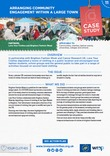 Love Your Clothes Campaign Case Study & Action Plan: Community engagement