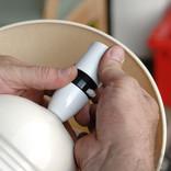 Fixing a lamp