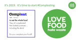 Love Food Hate Waste: Compleating