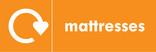 Mattress signage - logo (landscape)