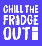 EMBARGOED until 16 October: Chill the Fridge Out Campaign Logo
