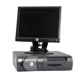 Desktop computer - screen and hard drive