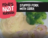 Foods Not Rubbish - Pork in Cider