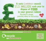 Good to Know - Food waste collection - Livery square - Landfill