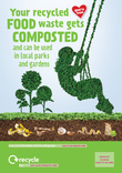Good to Know - Food waste collection - Posters - Park
