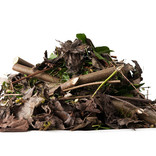 Garden waste and small branches