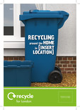 Recycle for London - Good to Know leaflet plastics
