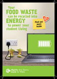 Good to Know - Food A5 Leaflets (student version) (English & Cymraeg)