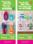 Good to Know - Plastics - Pull up banners (x2) - Bathroom and Kitchen