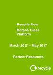 Metal and Glass Platform Partner Resources
