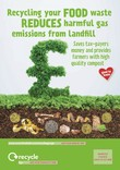 Good to Know - Food waste collection - Posters A3 / A4 / 6 Sheets - Mix 1