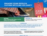 Love Your Clothes Campaign Case Study & Action Plan: Engaging young people