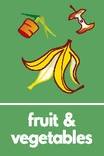 Fruit & Vegetables iconography