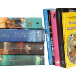 Hardback children's and adult's books