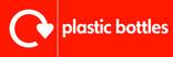 Plastic bottles signage - logo (landscape)