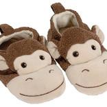Novelty monkey slippers