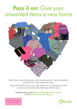A5 Poster - Textiles & Clothing heart