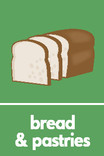 Bread & Pastries iconography