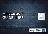 European Clothing Action Plan (ECAP): Messaging Guidelines - Denmark