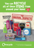 Unusual Suspects - Press Advert