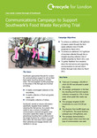 Southwark's Food Waste Recycling Trial